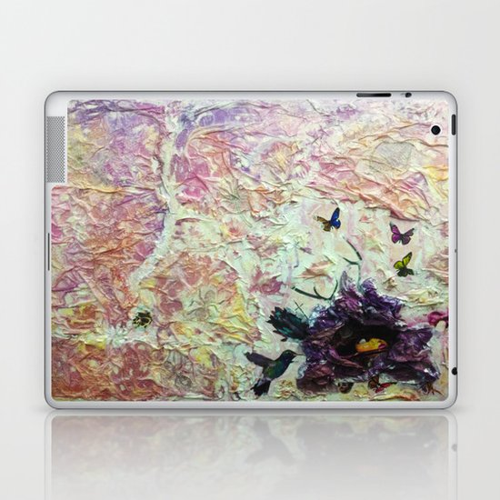 Fly, Fly Away.. Laptop & iPad Skin