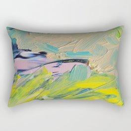 Galveston Beach Rectangular Pillow