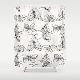 French Style Shower Curtains