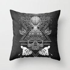 Winya No. 57 Throw Pillow