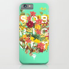 Flora Tropical. Slim Case iPhone 6s