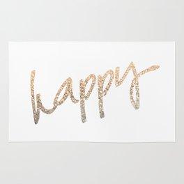 GOLD HAPPY Rug