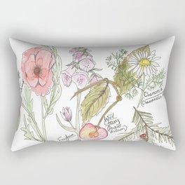 Natures Bounty Rectangular Pillow