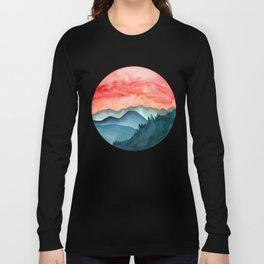 Mini dreamy landscape II Long Sleeve T-shirt