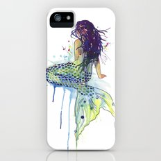 Mermaid iPhone (5, 5s) Slim Case