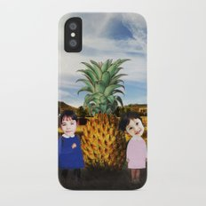 WE FOUND IT iPhone X Slim Case