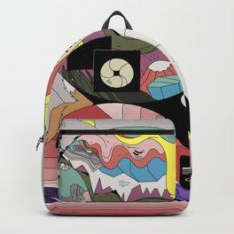 Spiteful Happy Backpack
