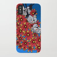 oklahoma iPhone & iPod Cases featuring OKLAHOMA by Erin L Turberville