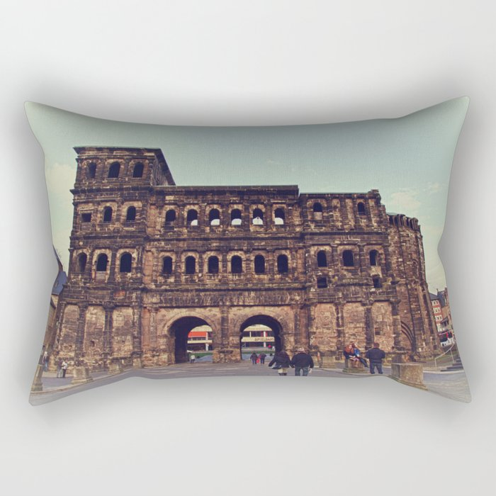 Gate to Another World Rectangular Pillow