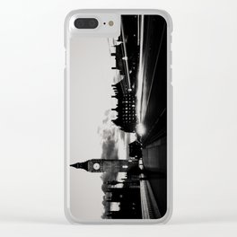 London noir ...  Clear iPhone Case