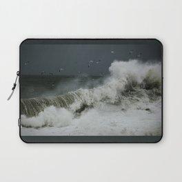 hokusai inspired Laptop Sleeve