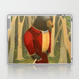Sharp Dressed Bear Laptop & iPad Skin