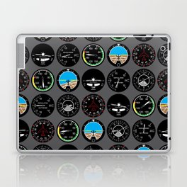 Flight Instruments Laptop & iPad Skin