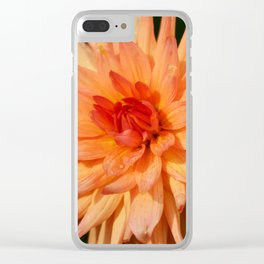 A Radiant Beauty Clear iPhone Case