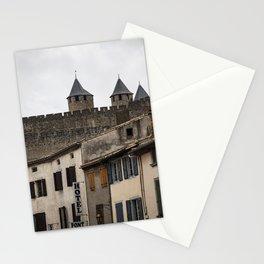 Carcassonne, France Stationery Cards
