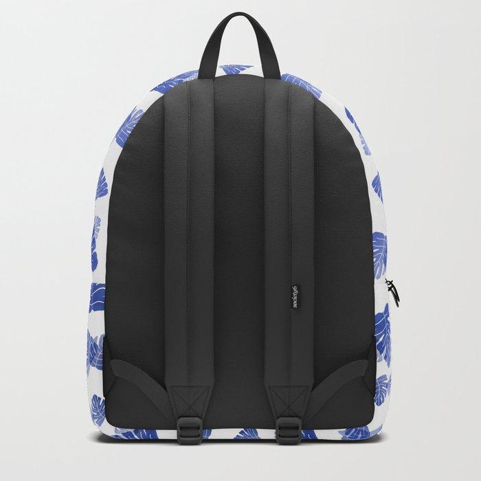 Tropical Blue Cascade Backpack