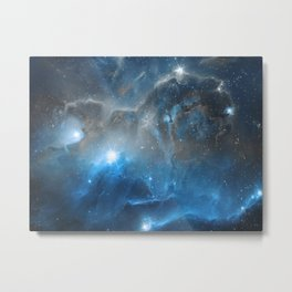 Ice, Dust and a Billion of Stars Metal Print