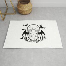Kawaii Kiddies Cute Vamp Rug