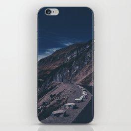 Glacier Road iPhone Skin