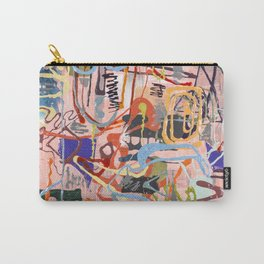 Shamanic Painting 02 Carry-All Pouch