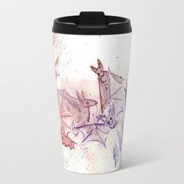 Flight of Bats Travel Mug