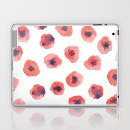 Reigning Poppies Laptop & iPad Skin