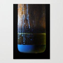 Coumarine chemistry pt.3 Canvas Print