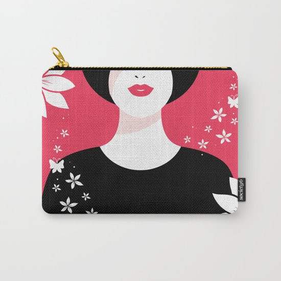True Lady Carry-All Pouch