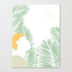 UDFLUGT Canvas Print