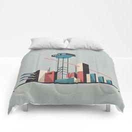 Save me city Comforters