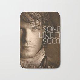 Jamie Fraser Outlander Bath Mat