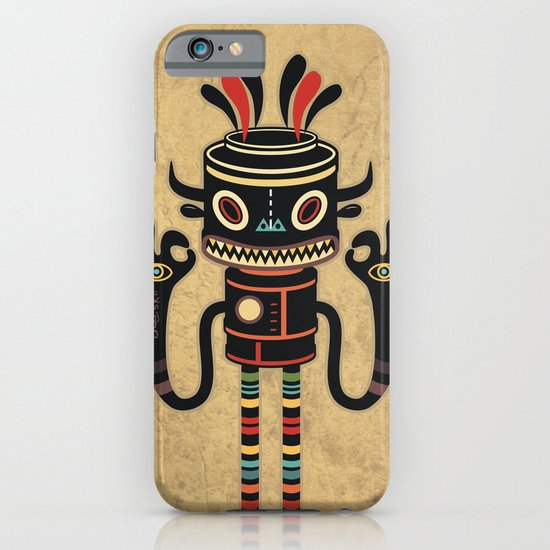Tribe Gathering iPhone & iPod Case