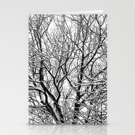 one winterday II Stationery Cards