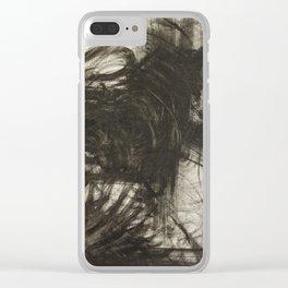Verstehen 3 Clear iPhone Case