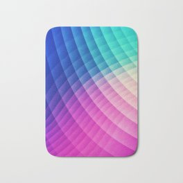 Abstract Colorful Art Pattern (LTBG - Low poly) - Texture aka. Spectrum Bomb! (Photoshop Colorpicker Bath Mat