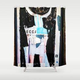 Wall - SOHO NYC Shower Curtain