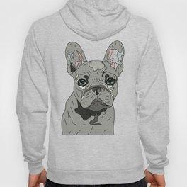 Frenchie Bulldog Puppy Hoody