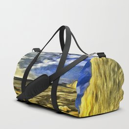 Birling Gap And Seven Sisters Van Goth Duffle Bag