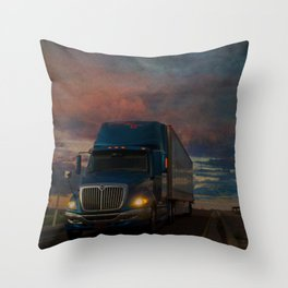 MVT # 13 Throw Pillow