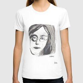 speaking words of wisdom T-shirt