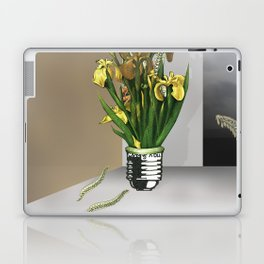 Das Licht der Pflanze Laptop & iPad Skin