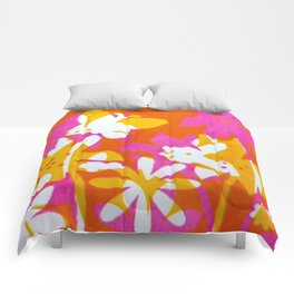 Hot Butterfly Comforters