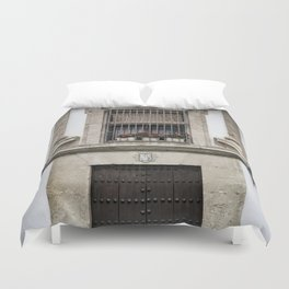 Casa Numero 2 (House Number 2) Duvet Cover
