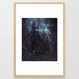 L'Errance des Limbes Framed Art Print