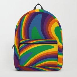 RAINBOW SWIRL Backpack