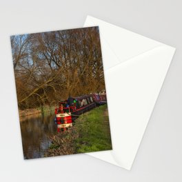 Living On The Kennet and Avon Canal Stationery Cards