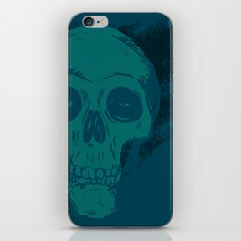 Skull Together Now iPhone Skin