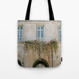 Church of Saint Anne's Gardens - Holy Land Fine Art Photography Tote Bag
