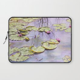 Reflection, watercolor Laptop Sleeve