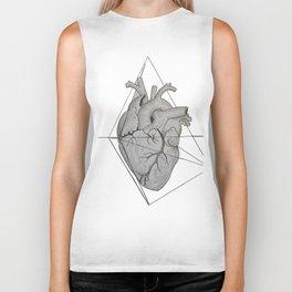 Corazón Roto Biker Tank